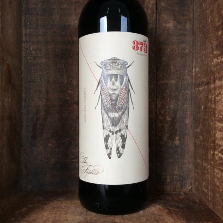 The Fableist  373 Cabernet Sauvignon 2015
