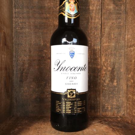 Valdespino Ynocente Dry Fino Sherry NV