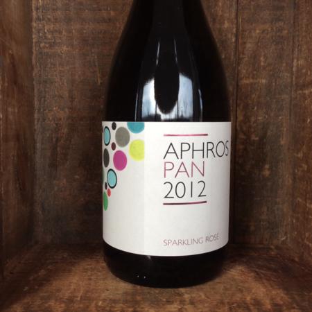 Aphros Pan Sparkling Rosé 2012