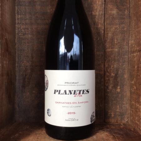 Familia Nin-Ortiz Planetes de Nin Partida 'Les Planetes' Priorat Garnacha Blend 2015