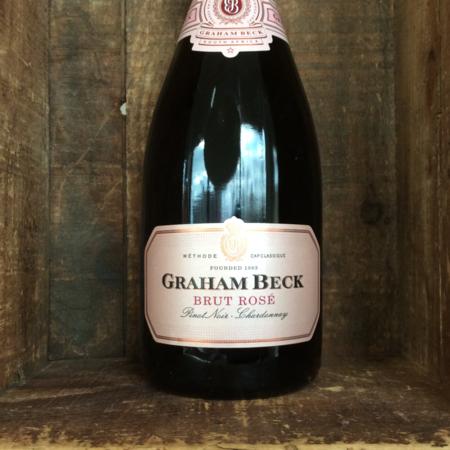 Graham Beck Western Cape Brut Rosé Champagne Blend NV