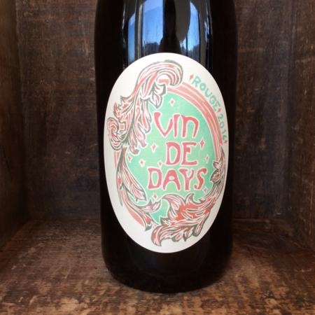 Day Wines Vin de Days Johan Vineyard Pinot Noir  2016