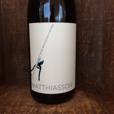 Matthiasson Matthiasson Vineyard Cabernet Franc 2013