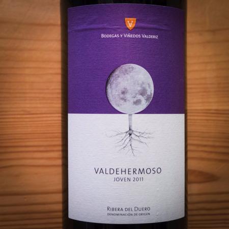Bodegas y Viñedos Valderiz Seniorio de Valdehermoso Joven Ribera del Duero Tempranillo 2015