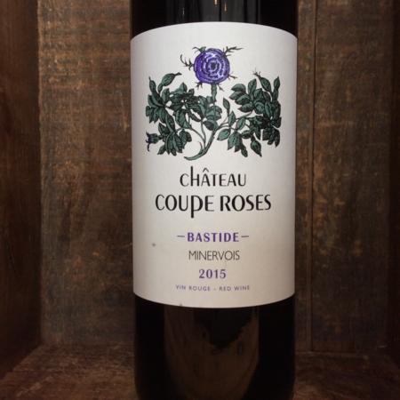 Château Coupe Roses La Bastide Minervois Carignan Blend 2015