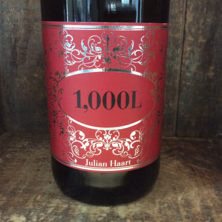 Julian Haart 1,000L The Fuder Riesling 2016