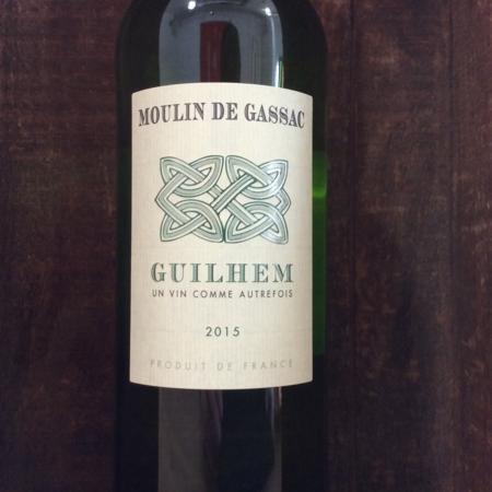 Daumas Gassac Moulin de Gassac Guilhem Grenache Blanc Blend 2015