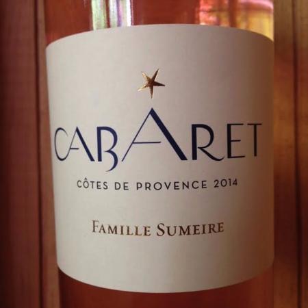 Chateau Maupague Côtes-de-Provence Cabaret Rosé Blend   2016