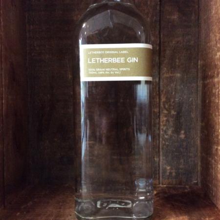 Letherbee Original Label Gin NV
