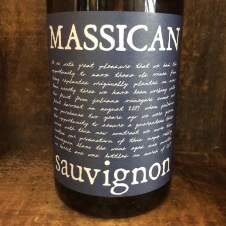 Massican Napa Valley Sauvignon Blanc 2016
