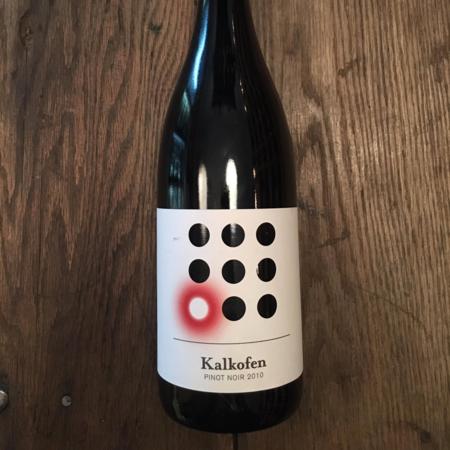 Weninger Kalkofen Pinot Noir 2010