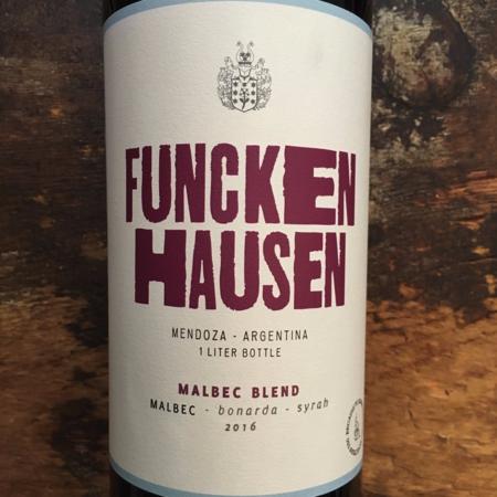 Funckenhausen Mendoza Malbec Blend 2016 (1000ml)