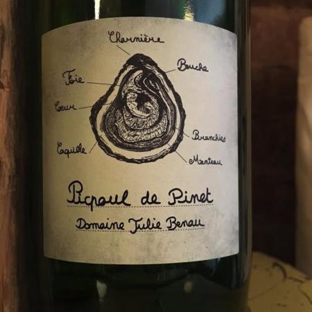 Domaine Julie Benau Picpoul de Pinet 2015