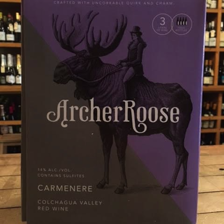 Archer Roose Colchagua Valley Carmenere (3000ml)