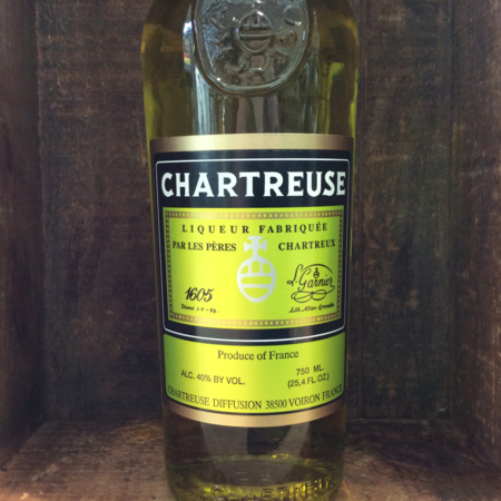 Les Pères Chartreux (L. Garnier) Chartreuse Jaune NV