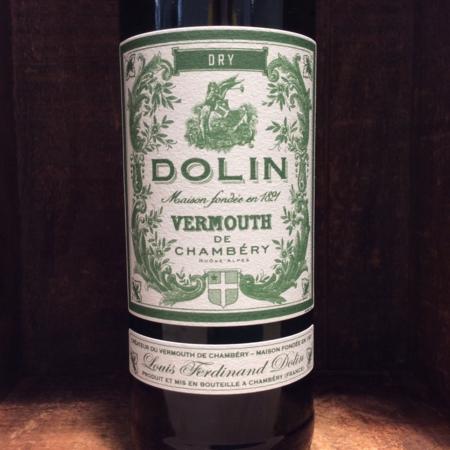 Maison Dolin & Cie Dry Vermouth de Chambéry NV