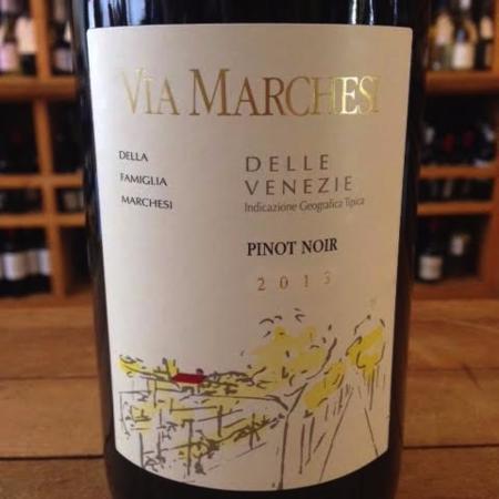 Villa Marchesi Pinot Noir delle Venezie IGT 2015