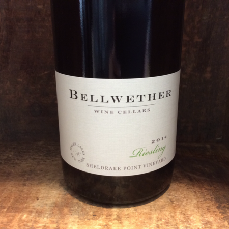 Bellwether Sheldrake Point Vineyard Riesling 2014