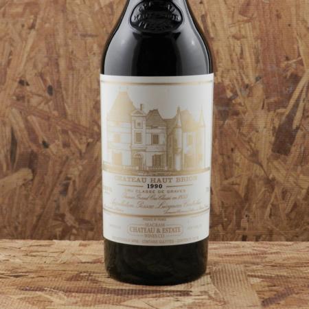 Château Haut-Brion Pessac-Léognan Red Bordeaux Blend 1990