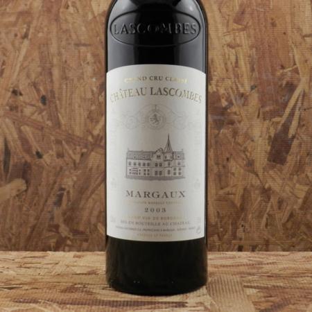 Château Lascombes Margaux Red Bordeaux Blend 2003