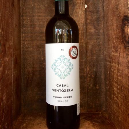 Casal De Ventozela Vinho Verde White Blend 2015