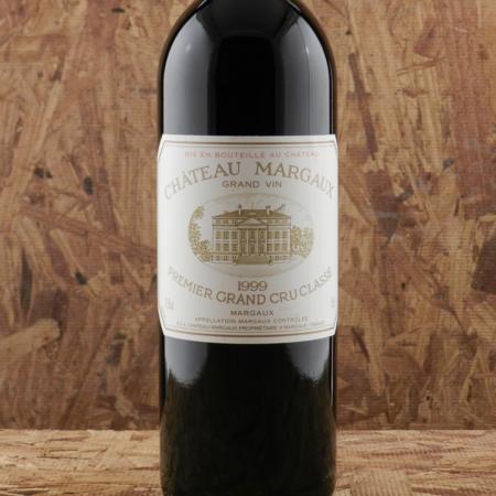 Château Margaux Margaux Premier Grand Cru Classé Red Bordeaux Blend 1999