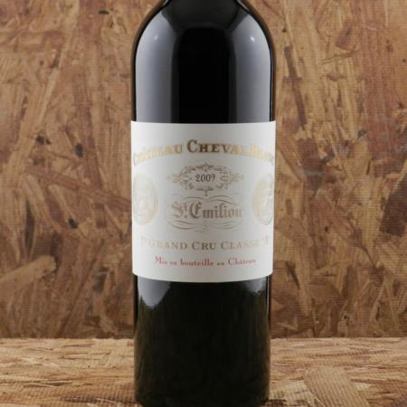Château Cheval Blanc St. Émilion Red Bordeaux Blend 2009