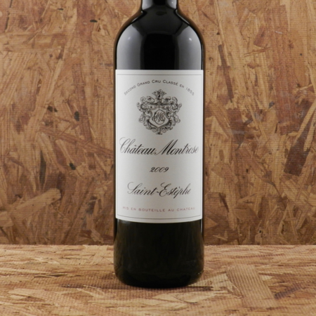 Château Montrose Saint-Estèphe Red Bordeaux Blend 2009