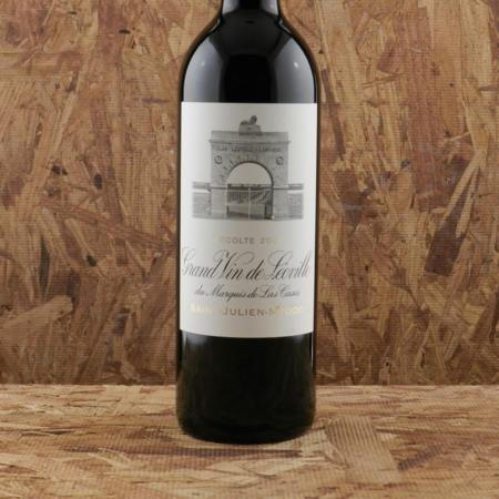 Château Léoville-Las Cases Grand Vin de Leoville du Marquis de las Cases Saint-Julien Red Bordeaux Blend 2003