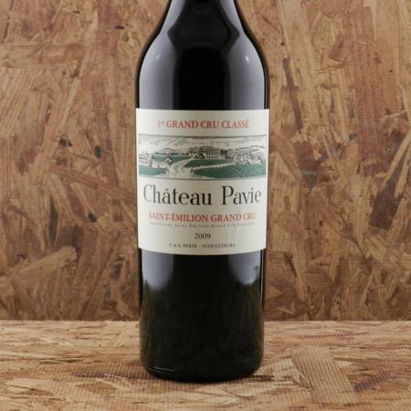 Château Pavie Saint-Èmilion Grand Cru Red Bordeaux Blend 2009