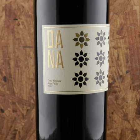 Dana Estates Lotus Vineyard Cabernet Sauvignon 2007 (1500ml)