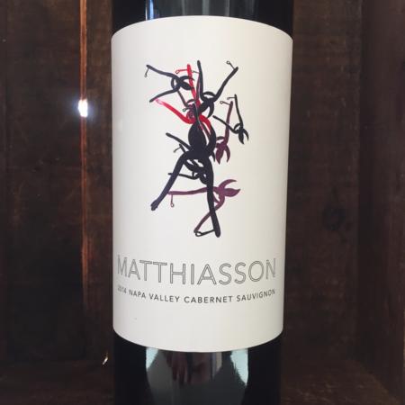 Matthiasson Napa Valley Cabernet Sauvignon 2014