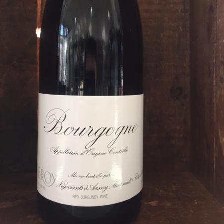 Domaine Leroy Bourgogne Pinot Noir 2003