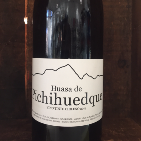 Agricola Luyt Ltda Huasa de Pichihuedque Red Blend 2014