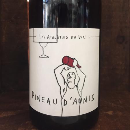 Les athlètes du vin Loire Valley Pineau d'Aunis 2016