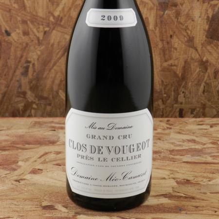 Domaine Méo-Camuzet Près le Cellier Clos Vougeot Grand Cru Pinot Noir 2009