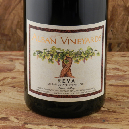 Alban Vineyards Reva Alban Estate Vineyard Syrah 2008 (1500ml)