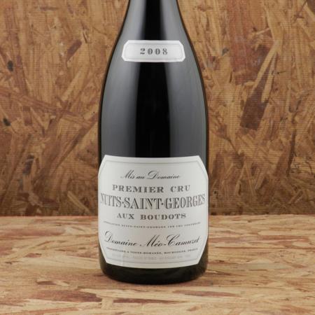 Domaine Méo-Camuzet Aux Boudots Nuits St. Georges 1er Cru Pinot Noir 2008