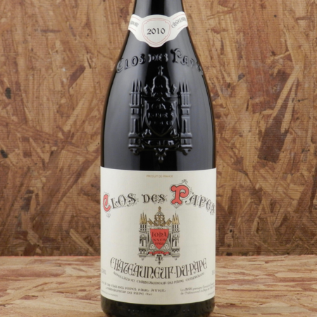 Clos des Papes Châteauneuf-du-Pape Red Rhône Blend 2010