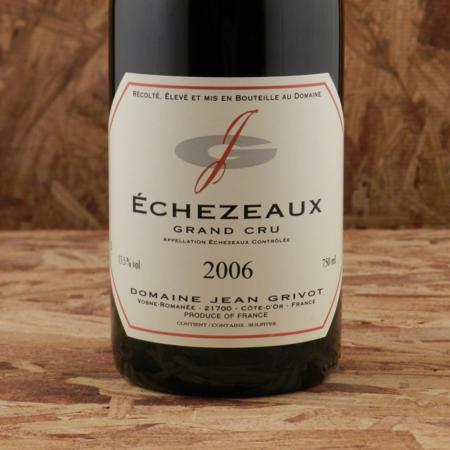 Domaine Jean Grivot Échezeaux Grand Cru Pinot Noir 2006
