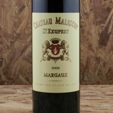 Château Malescot St. Exupéry Margaux Red Bordeaux Blend 2009