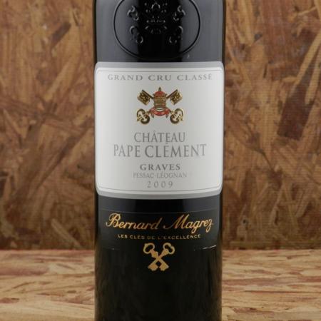 Château Pape Clément Pessac-Léognan Red Bordeaux Blend 2009