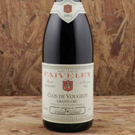 Domaine Faiveley (Joseph Faiveley) Clos de Vougeot Grand Cru Pinot Noir 2005
