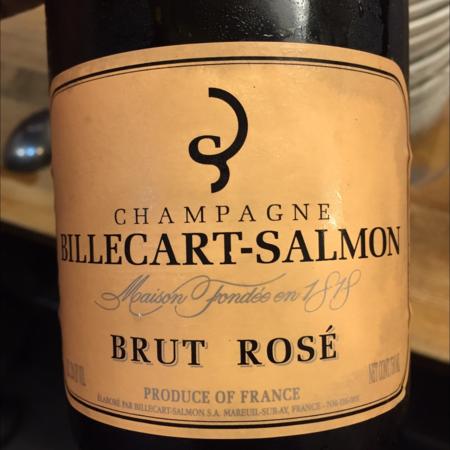 Billecart-Salmon Brut Rosé Champagne Blend NV