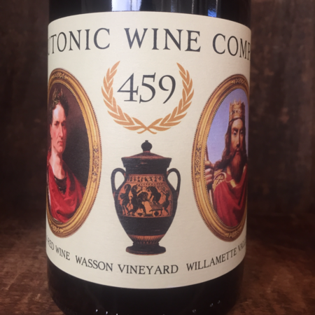 Teutonic Wine Company Wasson Vineyard Red Blend 2014