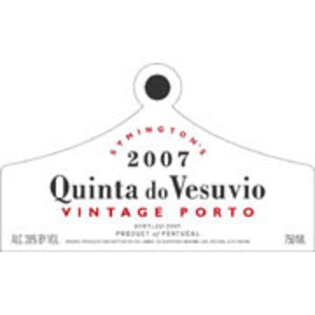 Quinta do Vesuvio (Symington) Vintage Porto Port Blend 2007