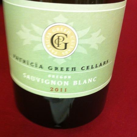 Patricia Green Cellars Sauvignon Blanc 2015
