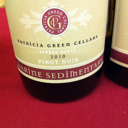 Patricia Green Cellars Marine Sedimentary Pinot Noir 2013