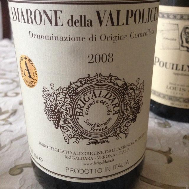 Amarone della Valpolicella Corvina Blend 2009
