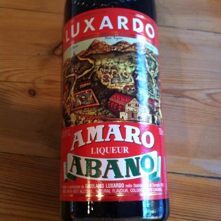 Luxardo Abano Amaro Liqueur NV
